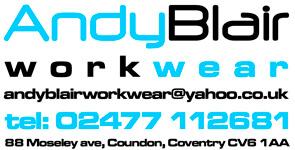 Andy Blair Workwear Logo