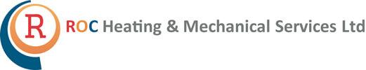 ROC Heating & Mechanical Services Ltd Logo