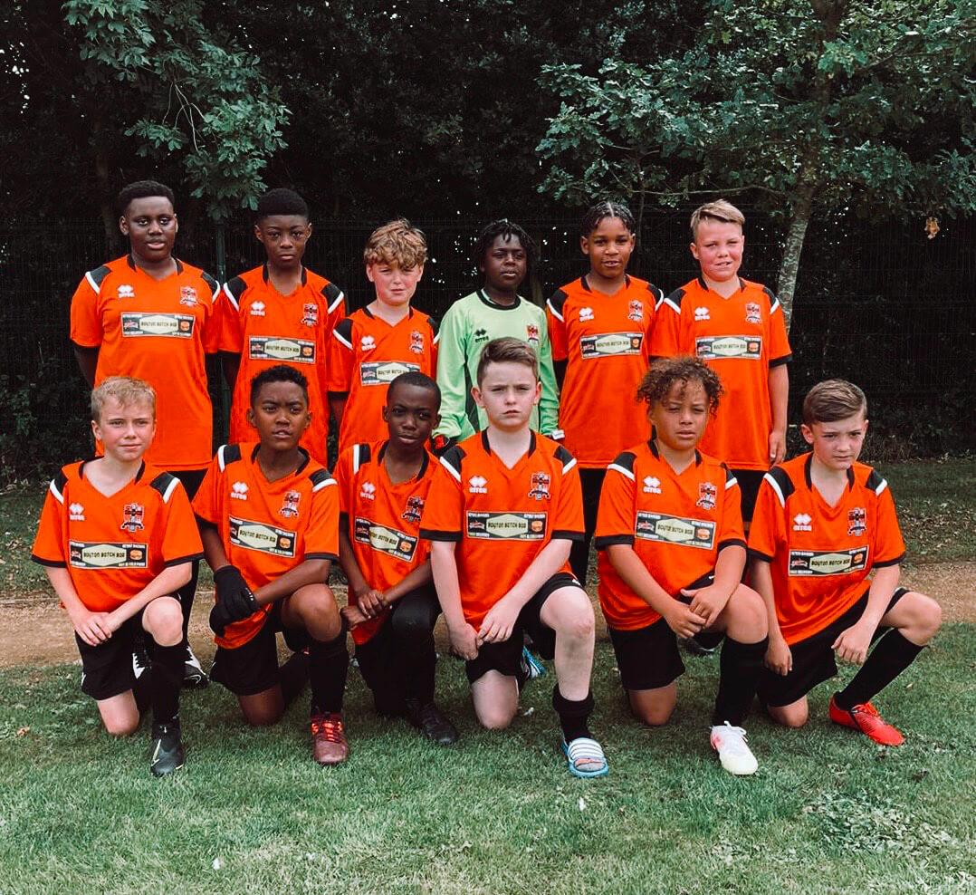St Finbarrs Coventry Football Club Boys Team