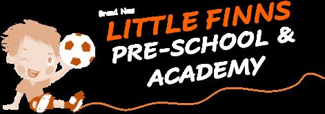 Little Finns Pre-School & Academy Logo